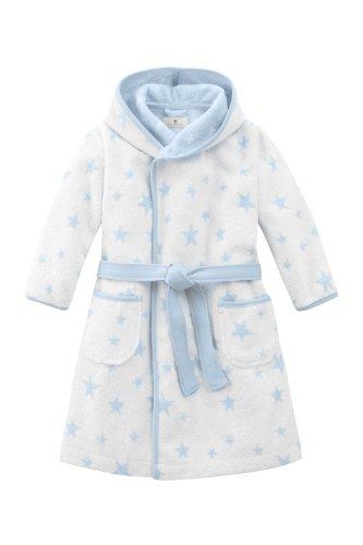 bellybutton baby jungen bademantel mit g rtel blau. Black Bedroom Furniture Sets. Home Design Ideas