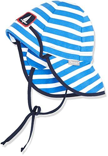 sterntaler jungen m tze m nackenschutz blau coole. Black Bedroom Furniture Sets. Home Design Ideas